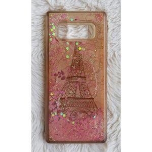 Galaxy Note 8 Eiffel Tower phone case
